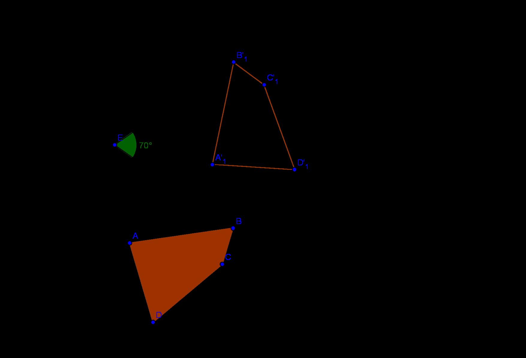 Поворот в геометрии задачи и их решение сложные задачи и их решения 4 класс